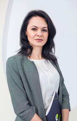 Пономарчук Марина