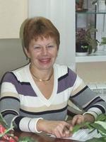 Безрук Любомира Степановна